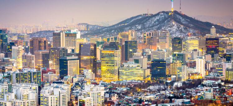 Partire per la Corea