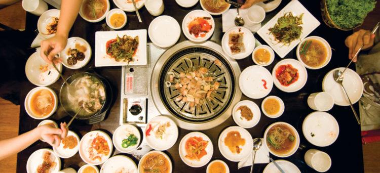 Ordinare in coreano