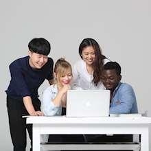 Kyungyung University - Students studying