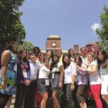 Studenti dell'Università Konkuk