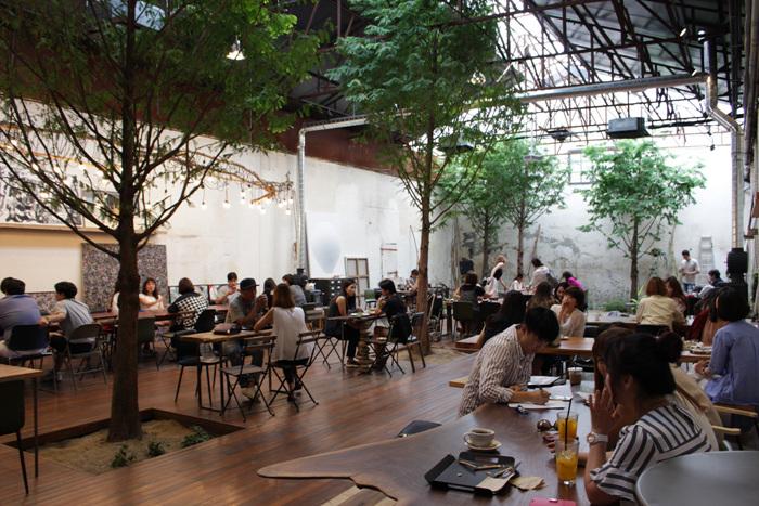Korea's Cafe