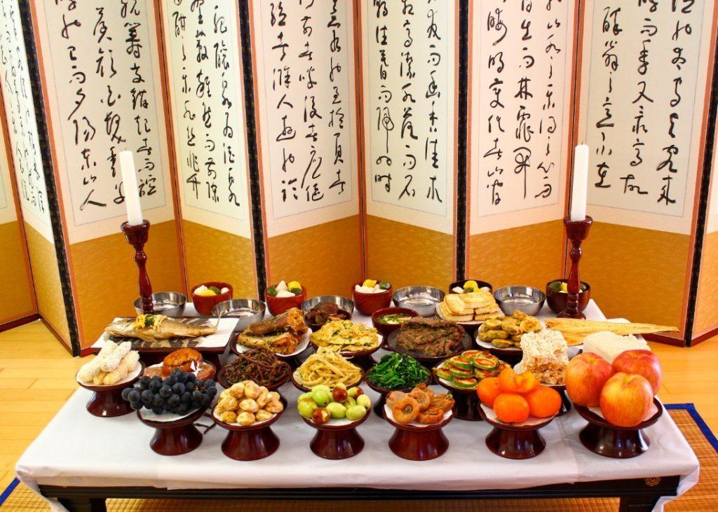 Korean Thanksgiving