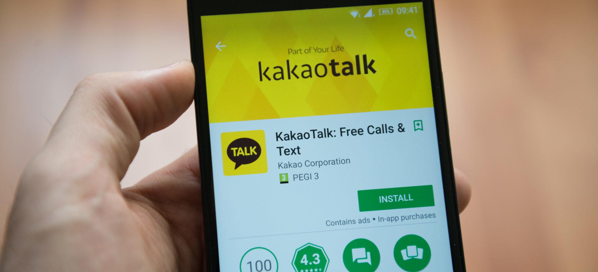 Top 5 Kakao Apps