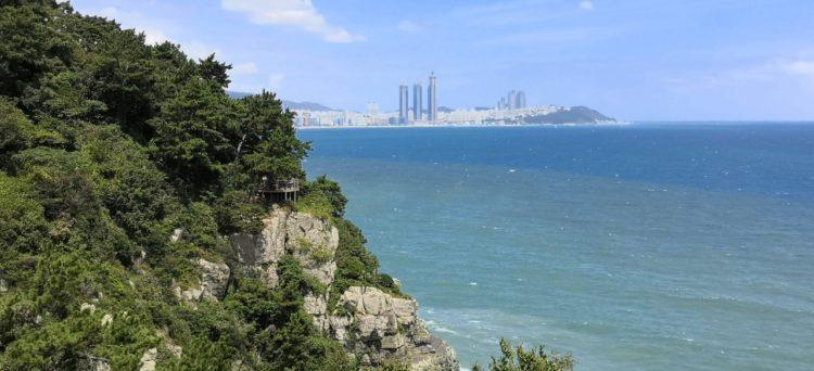 Busan-coast