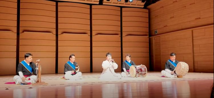 Canzone coreana popolare