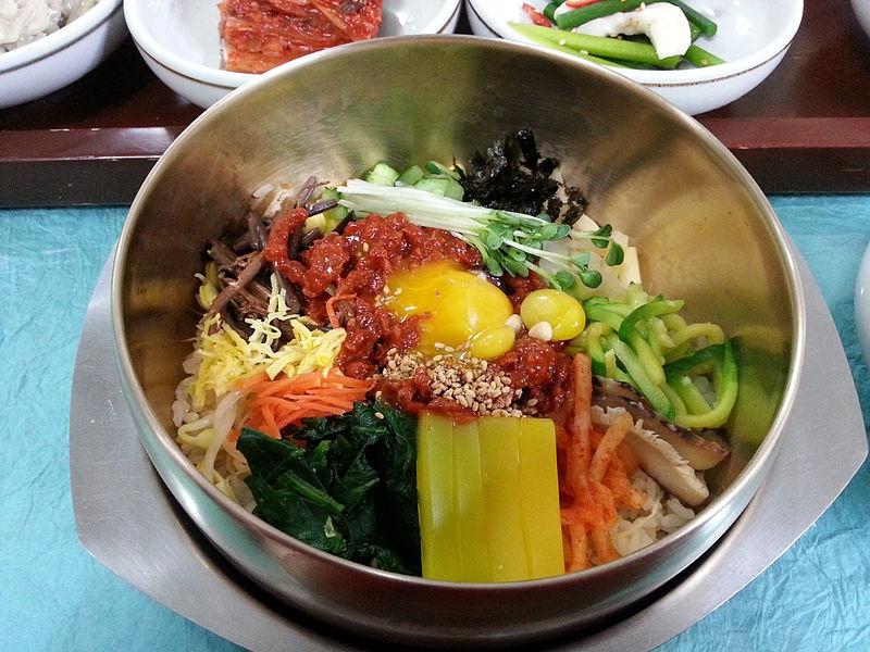 Jeonju food