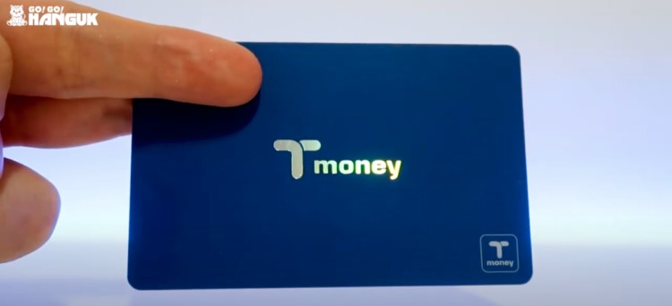Carta T-money