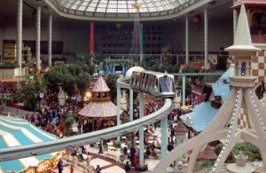 lotte world theme parks