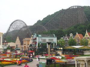 theme parks - everland
