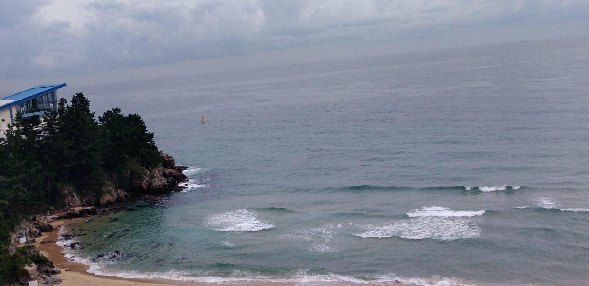 East Sea Samcheok
