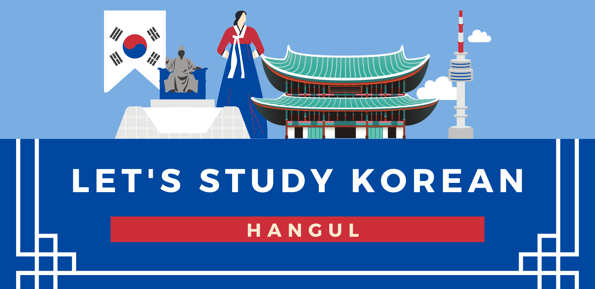 Korean alphabet Hangul