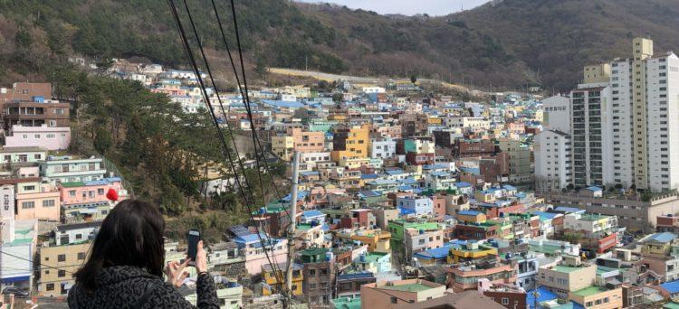 Vivere a Busan
