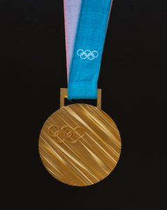 Seoul Olympics medal
