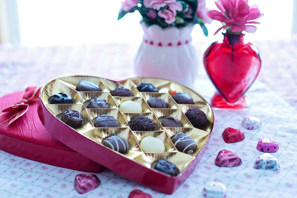 Cioccolato di San Valentino