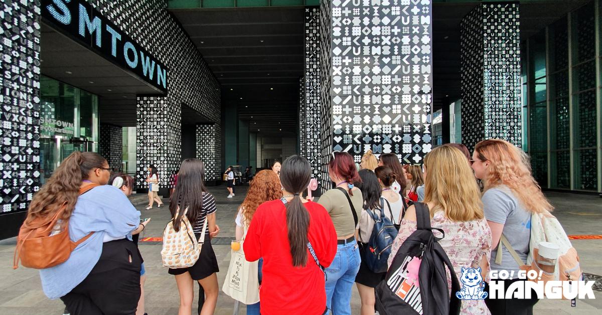 Cosa fare a Seoul - SM Town