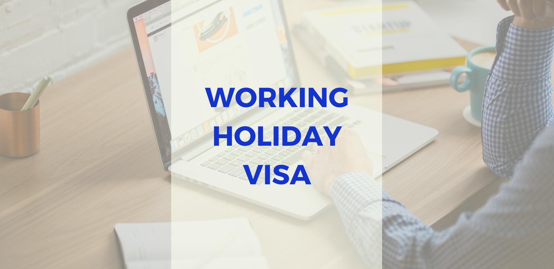 Working holiday visa per la Corea del Sud