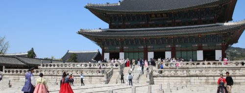 I 5 palazzi reali di Seoul