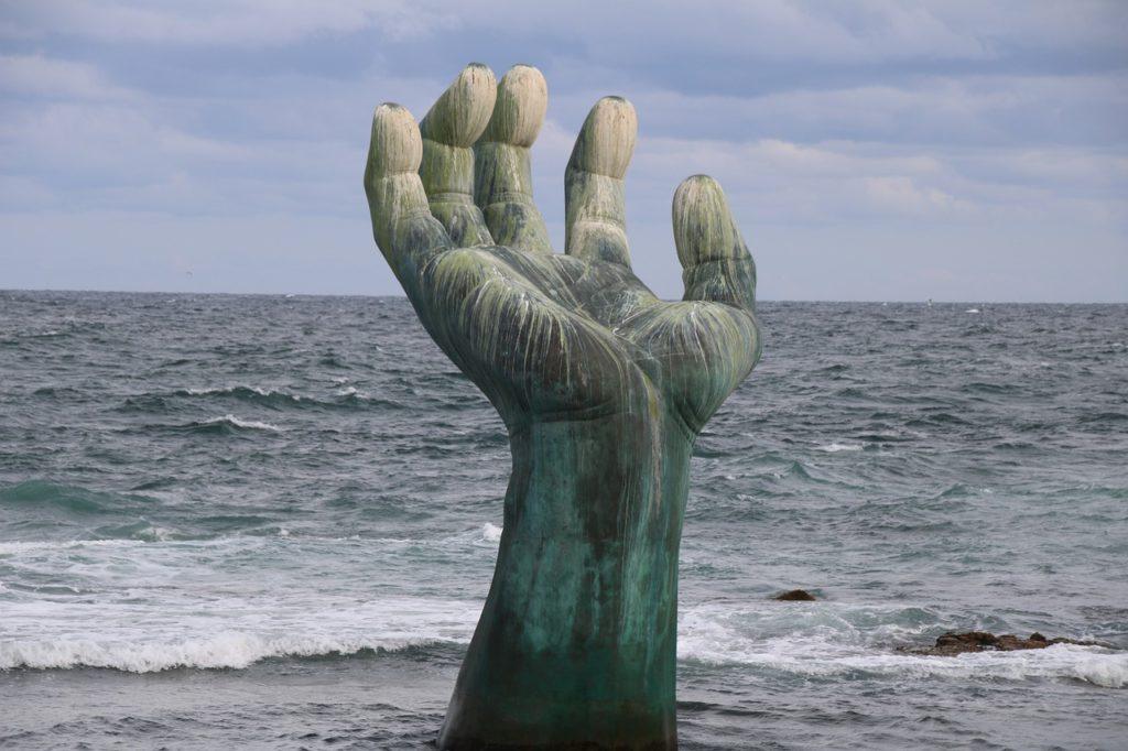 Pohang-mano di pietra