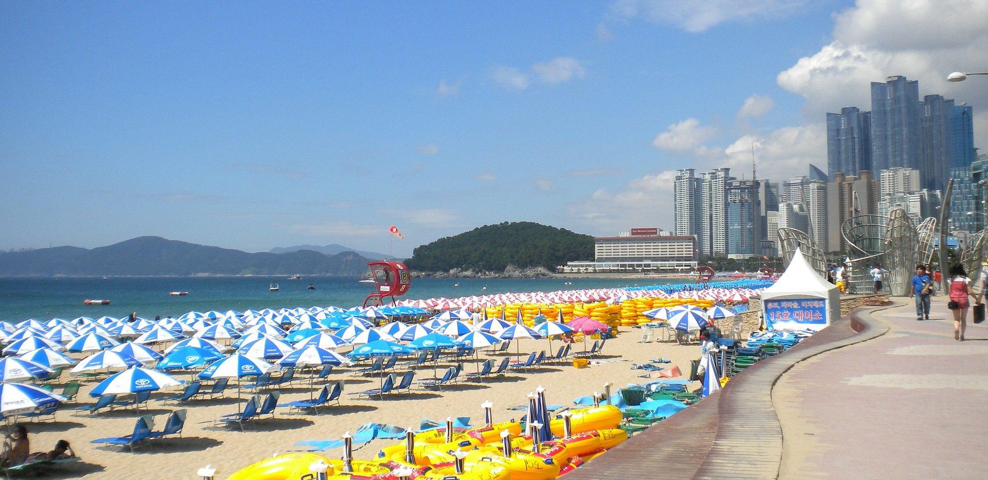 Migliore spiagge in Corea
