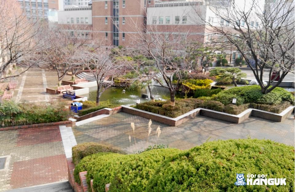 Dormitorio universitario in Corea