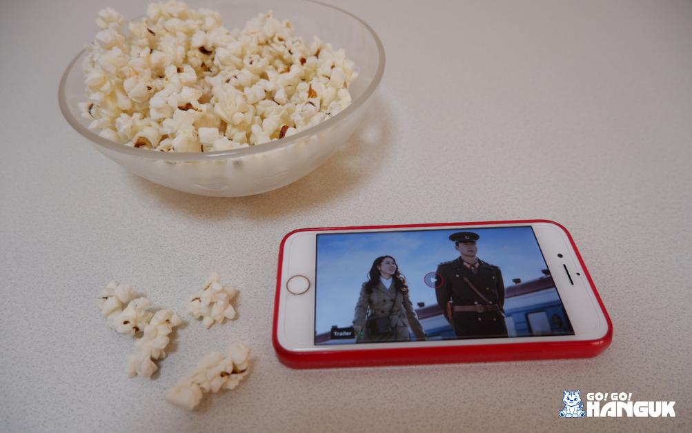 Guardare drama coreani su Netflix