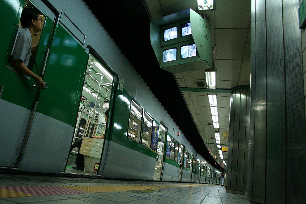 Metropolitana in Corea