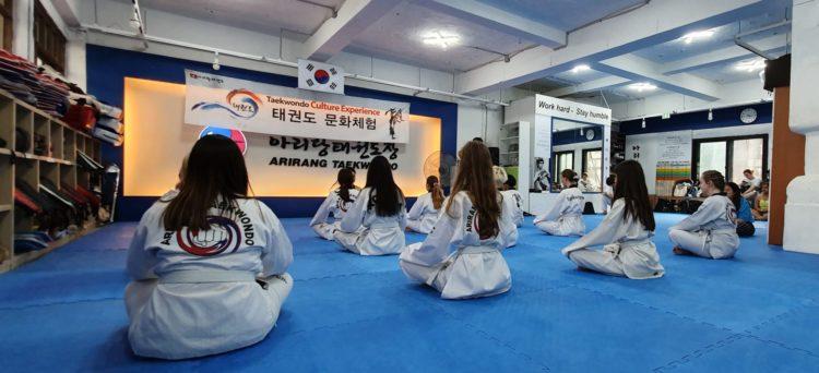Le principali arti marziali coreane