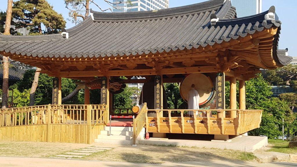 Templi di Seoul - Bongeunsa