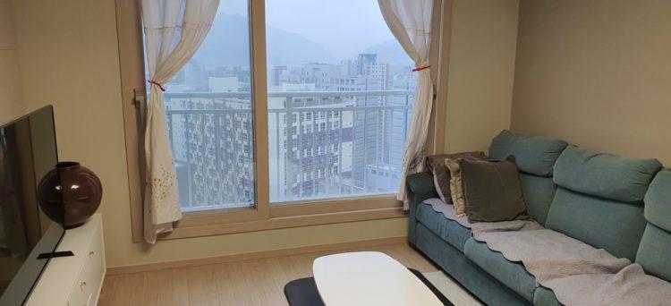 Vivere in share house in Corea
