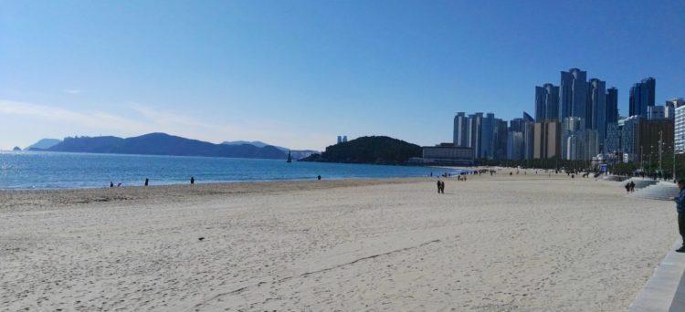 Migliori spiagge in Corea