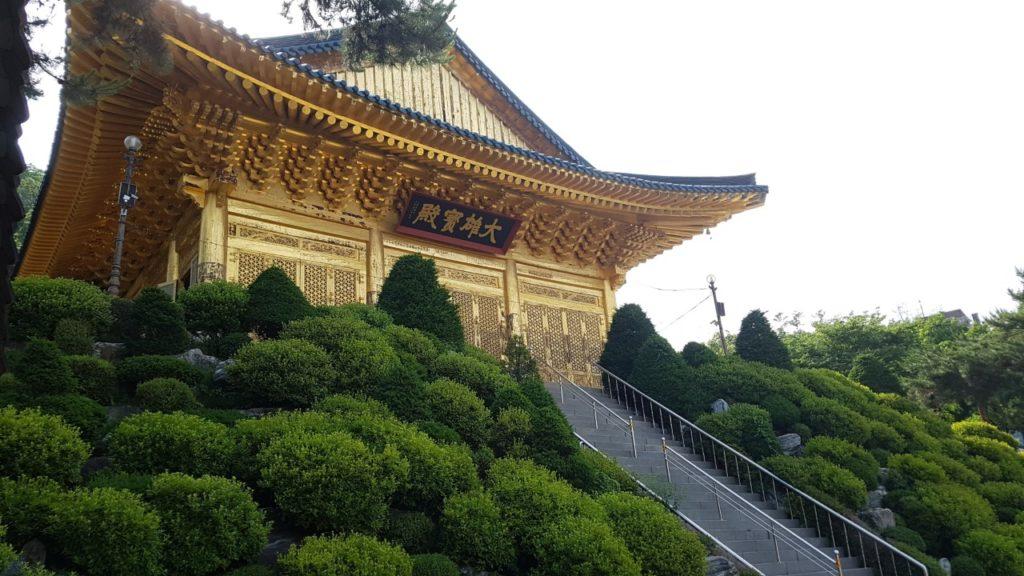 Templi di Seoul - Suguksa