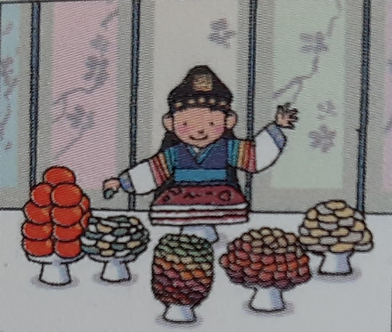 Doljanchi primo compleanno coreano