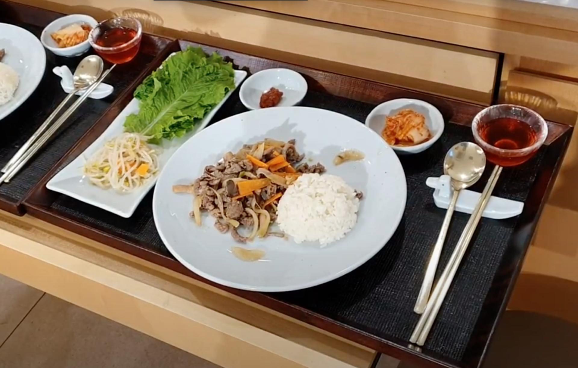 Migliori piatti coreani