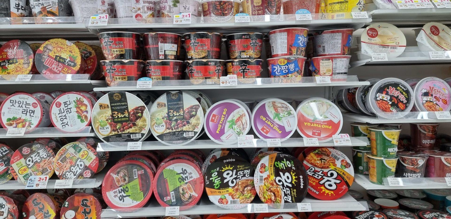 noodles coreani