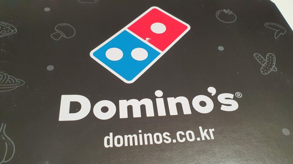 Domino's in Corea